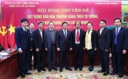 Xây dựng văn hóa Trường Đảng theo tư tưởng, đạo đức, phong cách Hồ Chí Minh