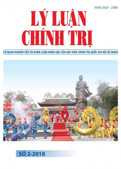 Tạp chí Lý luận chính trị số 2-2018