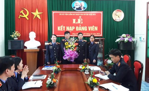 Đẩy mạnh công tác phát triển đảng viên là đoàn viên thanh niên (qua thực tế tỉnh Bắc Giang)