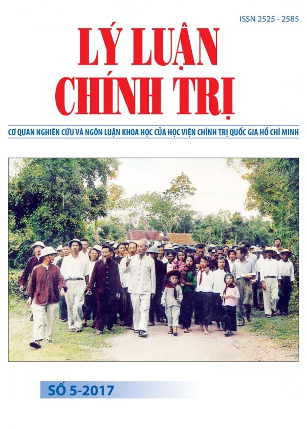 Tạp chí Lý luận chính trị số 5-2017