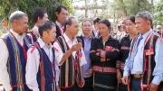 Quan điểm của Đảng về phát triển đội ngũ cán bộ dân tộc thiểu số