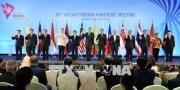 Điểm nhấn tại Hội nghị Bộ trưởng Ngoại giao ASEAN lần thứ 51 và các hội nghị khác liên quan