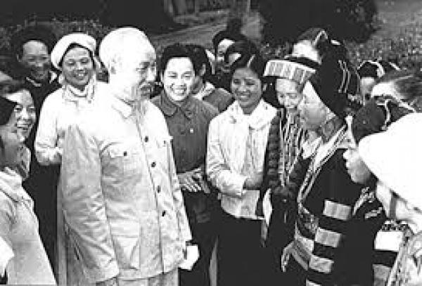 Tư tưởng Hồ Chí Minh về phát triển đội ngũ cán bộ dân tộc thiểu số