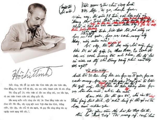 """""""Di chúc"""" và quan điểm của Chủ tịch Hồ Chí Minh về thực hiện an sinh xã hội"""