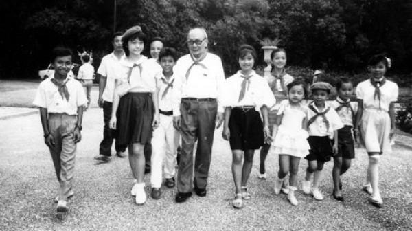 Đồng chí Võ Chí Công- chiến sĩ cộng sản kiên cường, nhà lãnh đạo sáng tạo trong cách mạng giải phóng dân tộc