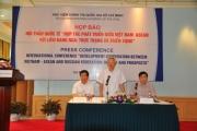 Họp báo Hội thảo quốc tế: Hợp tác phát triển giữa Việt Nam - ASEAN với Liên Bang Nga: Thực trạng và triển vọng