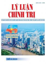 Tạp chí Lý luận chính trị số 4 - 2020