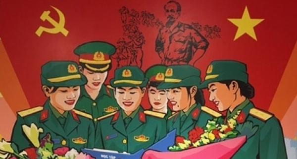 Tư duy mới của Đảng về tăng cường quốc phòng, an ninh, bảo vệ Tổ quốc
