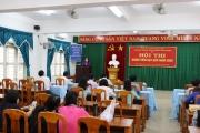 Nhận diện đặc điểm chương trình đào tạo, bồi dưỡng và yêu cầu đổi mới phương pháp giảng dạy ở Trường Đảng hiện nay