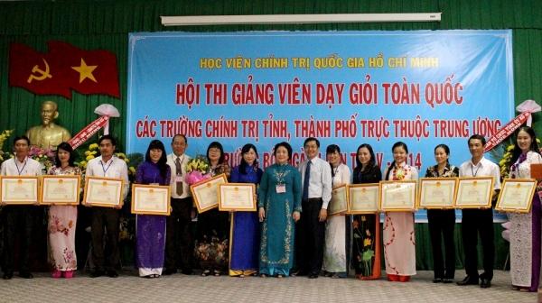 Hoàn thiện quy định pháp luật về Trường Chính trị  tỉnh, thành phố trực thuộc Trung ương