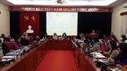 Tọa đàm khoa học: Phụ nữ, Chính trị và Phát triển - Kinh nghiệm quốc tế và thực tiễn ở Việt Nam