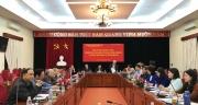 Hội thảo khoa học: Phương pháp nghiên cứu văn hóa trong chính trị và văn hóa trong kinh tế ở Việt Nam hiện nay