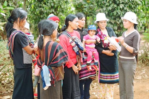Xây dựng làng nông thôn mới trong vùng đồng bào dân tộc thiểu số trên địa bàn tỉnh Gia Lai