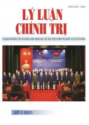 Tạp chí Lý luận chính trị số 7-2021