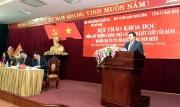 """Hội thảo khoa học """"Đồng chí Trường Chinh - Nhà lãnh đạo kiệt xuất của Đảng, người con ưu tú của quê hương Nam Định"""""""