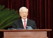 Phát biểu khai mạc của Tổng Bí thư, Chủ tịch nước Nguyễn Phú Trọng tại Hội nghị lần thứ hai Ban Chấp hành Trung ương Đảng khóa XIII