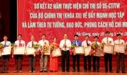 Bắc Giang đẩy mạnh thực hiện học tập và làm theo tư tưởng, đạo đức, phong cách Hồ Chí Minh