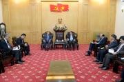 Hợp tác quốc tế về đào tạo cán bộ trong giai đoạn mới của Học viện Chính trị quốc gia Hồ Chí Minh