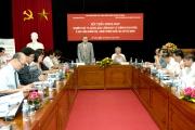 """Hội thảo Khoa học """"Nghiên cứu và giảng dạy lãnh đạo và chính sách công ở Học viện Chính trị - Hành chính quốc gia Hồ Chí Minh"""""""