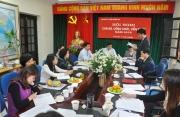 Tạp chí Lý luận chính trị tổ chức Hội nghị cán bộ, công chức, viên chức năm 2015