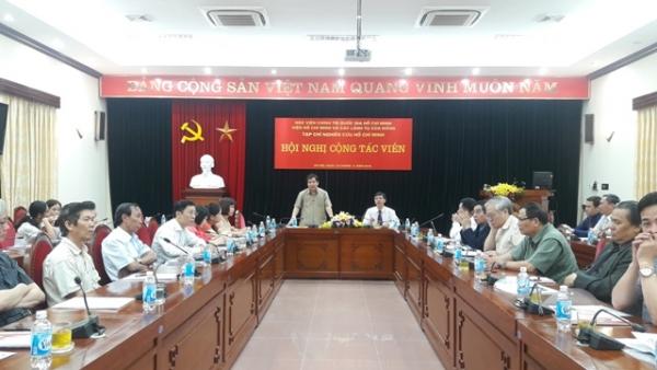 """Tạp chí """"Nghiên cứu Hồ Chí Minh"""" tổ chức Hội nghị Cộng tác viên"""