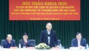 Tuyên ngôn thế giới về quyền con người: Giá trị thời đại và ý nghĩa đối với Việt Nam