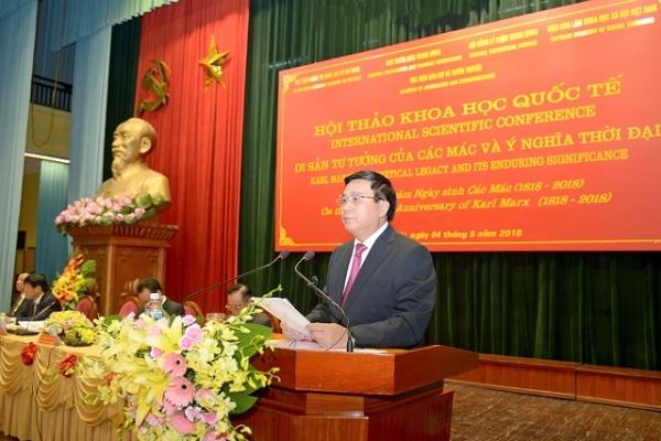Hoạt động tiêu biểu của Học viện Chính trị quốc gia Hồ Chí Minh tháng 5-2018
