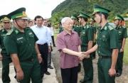 Một số giải pháp bảo đảm an ninh chính trị vùng biên giới Việt - Lào tỉnh Điện Biên