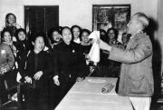 Chủ tịch Hồ Chí Minh với việc thực hiện quyền bình đẳng và sự tiến bộ của phụ nữ