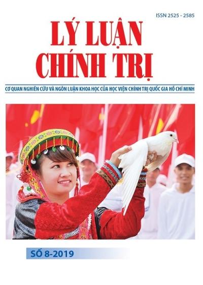 Tạp chí Lý luận chính trị số 8-2019