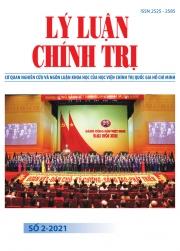 Tạp chí Lý luận chính trị số 2-2021