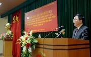 """Hội thảo khoa học cấp quốc gia """"60 năm tác phẩm """"Đạo đức cách mạng"""" của Chủ tịch Hồ Chí Minh - Giá trị lý luận và thực tiễn đối với công tác xây dựng Đảng hiện nay"""""""