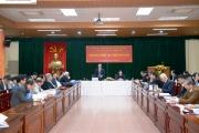 Tạp chí Lý luận chính trị tổ chức Hội nghị Cộng tác viên năm 2020