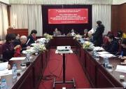 """Tọa đàm khoa học: """"Đồng chí Nguyễn Phong Sắc – Nhà lãnh đạo tiền bối tiêu biểu của Đảng và cách mạng Việt Nam"""""""
