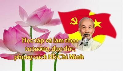 Làm theo tấm gương Hồ Chí Minh, nêu cao tinh thần trách nhiệm, nêu gương trong cán bộ, đảng viên hiện nay