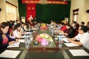 Tạp chí Lý luận chính trị đi thực tế tại Sơn La
