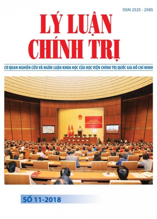 Tạp chí Lý luận chính trị số 11-2018