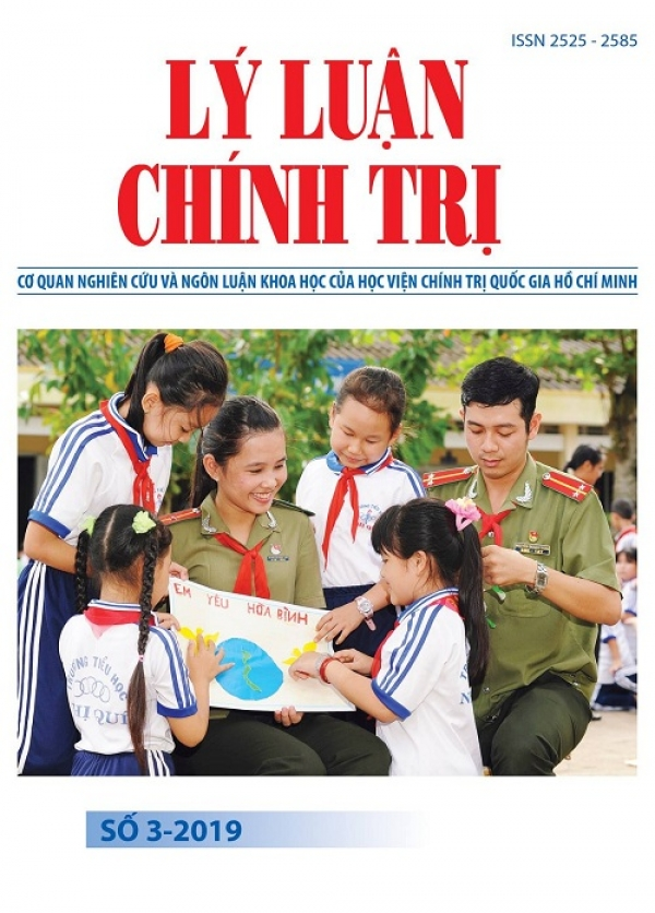 Tạp chí Lý luận chính trị số 3-2019