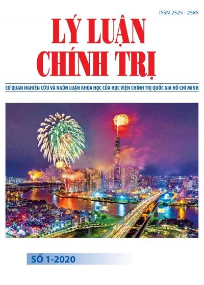 Tạp chí Lý luận chính trị số 1-2020
