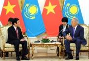 Vai trò của Tổng thống Nursultan Nazarbayev trong quá trình đổi mới chính sách đối ngoại của Kazakhstan 30 năm qua