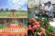 Bắc Giang khởi sắc vươn lên sau gần 3 năm thực hiện Nghị quyết Đại hội Đảng bộ lần thứ XVIII
