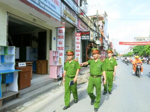 Công tác dân vận của Công an phường ở thành phố Hải Phòng: Thực tiễn và kinh nghiệm