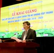 Hiệu quả sau đào tạo cao cấp lý luận chính trị ở Học viện Chính trị quốc gia Hồ Chí Minh