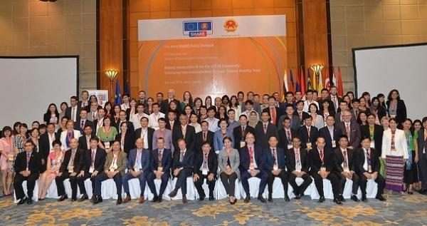 Diễn đàn Đối thoại chính sách ASEAN và Việt Nam tăng cường sự dịch chuyển sinh viên quốc tế