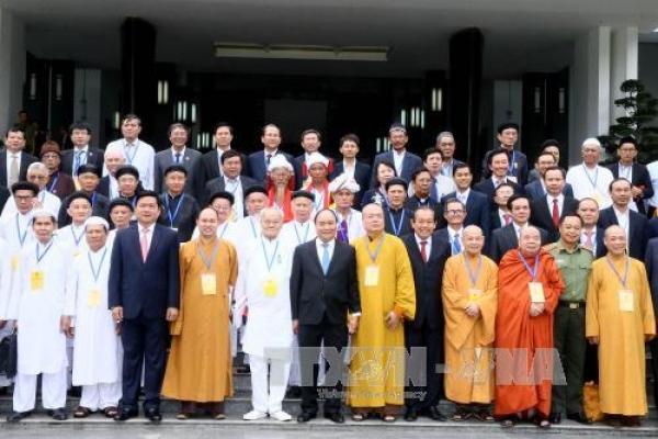 Sự biến đổi đời sống tôn giáo ở Việt Nam trong bối cảnh toàn cầu hóa và cách mạng công nghiệp 4.0