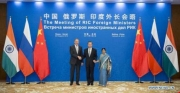 Thế chân kiềng địa chiến lược Nga - Trung - Ấn và tác động tới Việt Nam