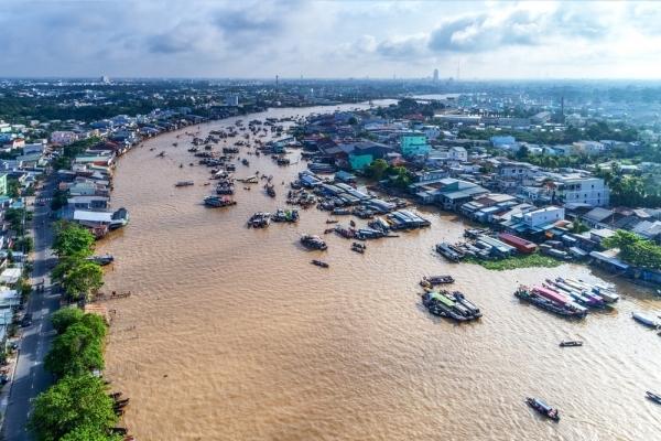 Hoạt động hợp tác phát triển nguồn tài nguyên nước lưu vực sông Mekong của Ủy hội sông Mekong quốc tế - thực trạng và những vấn đề đặt ra đối với Việt Nam