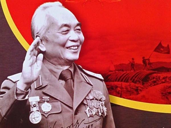 Đại tướng Võ Nguyên Giáp với cách mạng Việt Nam