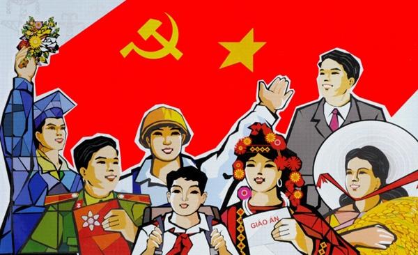 Nhất quán  con đường cách mạng do Chủ tịch Hồ Chí Minh, Đảng và nhân dân ta lựa chọn