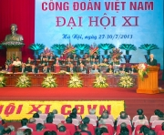 Quyền công đoàn và việc bảo đảm quyền công đoàn ở Việt Nam hiện nay